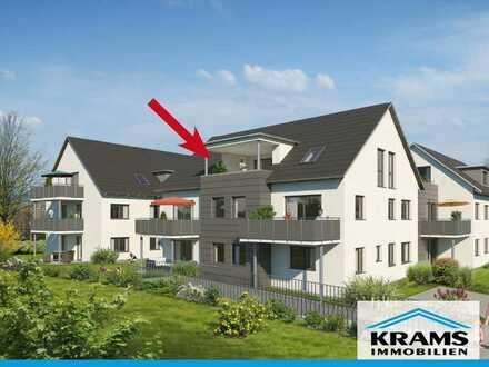 Erstbezug! 3-Zimmer-Neubauwohnung mit sonnigem Süd-West-Balkon