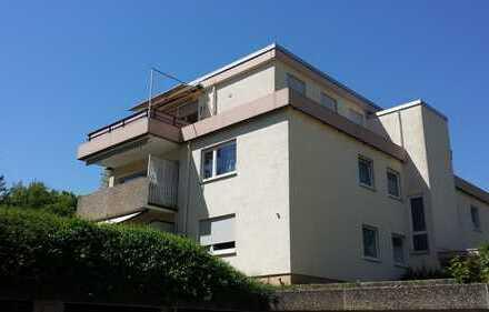 Bildschöne Penthouse Wohnung mit weitem Blick