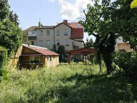 interessantes Einfamilienhaus am Wasserturm mit schönem Garten / gewachsene Umgebung