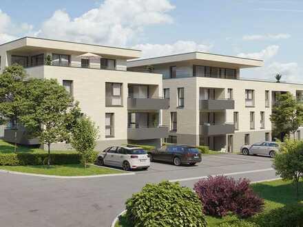 Erstbezug mit EBK und Balkon: stilvolle 3-Zimmer-Wohnung in Villingen-Schwenningen