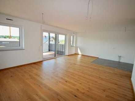 Sehr schöne 4-Zimmer-Neubauwohnung mit Balkon im Mühldorfer Süden