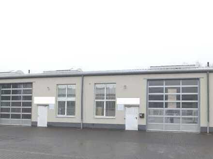 Troisdorf-Spich!Gewerbehalle mit Büro, Heizung und WC's in guter Lage und Autobahnnähe!