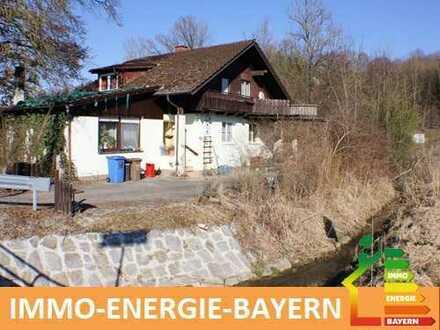 RESERVIERT!!! Heimwerker aufgepasst - renovierungsbedürftiges Einfamilienhaus in idyllischer All