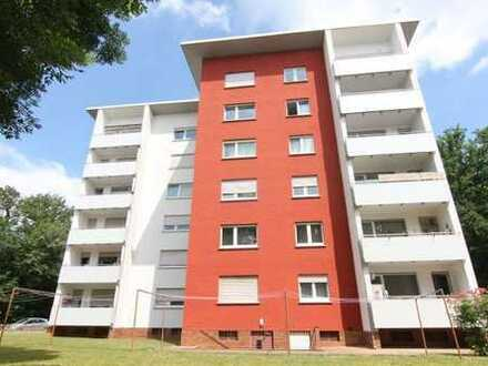 ***Beletage! Modernisierte 4 ZKB mit Süd-Loggia und Garage am Waldpark von Obertshausen/Hausen***