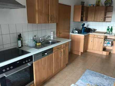 Romantische 3 RW im DG Zentrum von Schmalkalden mit Küche