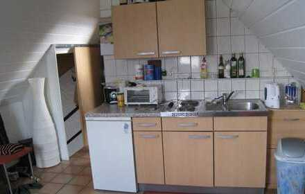 1-Zimmer-DG-Whg. mit EBK (FH-Nähe) in VS-Schwenningen