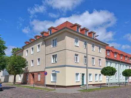1-Raum-Apartment im Erdgeschoss in Finow