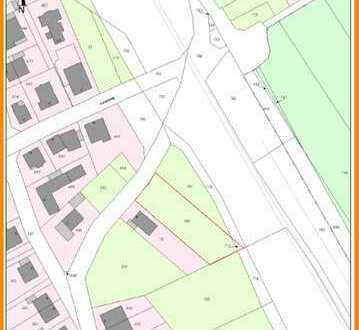 Reserviert - Erschlossenes Grundstück mit genehmigter Bauvoranfrage - 40 Meter neben der A59