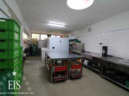 Gastro-Küche * zentral gelegen für Cateringservices/Lieferdienste * ab sofort frei