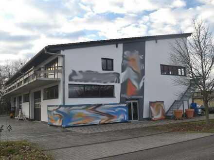 TOP Gewerbeobjekt in Berg / Neulauterburg mit Potenzial! Ausbaumöglichkeiten für Büro und Wohnung