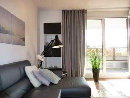 Coole 2-Zi-Wohnung mit Weitblick - 5. OG