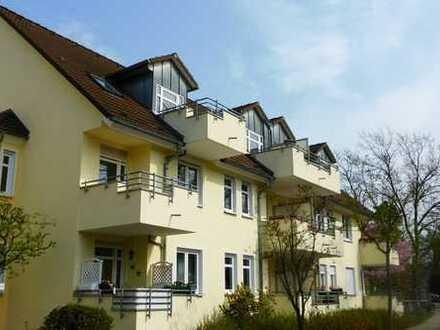 Geräumige 4-Raum-Maisonette-Wohnung mit 2 Balkonen und Tiefgaragenstellplatz, vermietet