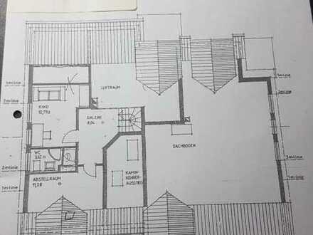 Gepflegte 4-Zi. + Galerie Wohnung in Forchheim Ofr. am Rande der Fränkischen Schweiz von Privat