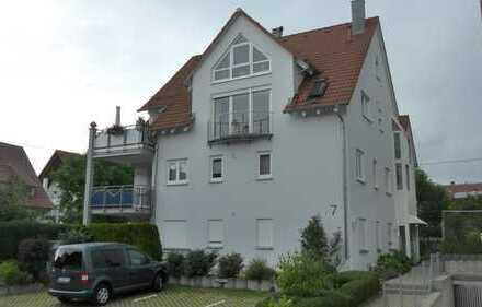 Ruhig und zentrumsnah – gepflegte 4,5 - Zimmer Wohnung in Dettingen / Teck