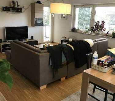 Gepflegte 3-Zimmer-Wohnung mit Loggia und Balkon in Stutensee-Blankenloch