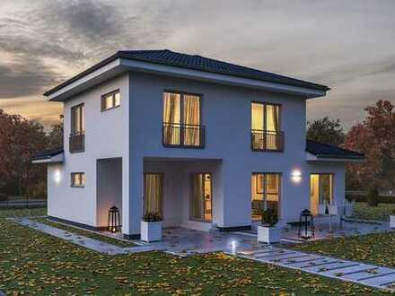 Neubau: Wunderschöne Stadtvilla in Immendorf mit viel Platz für die Familie!