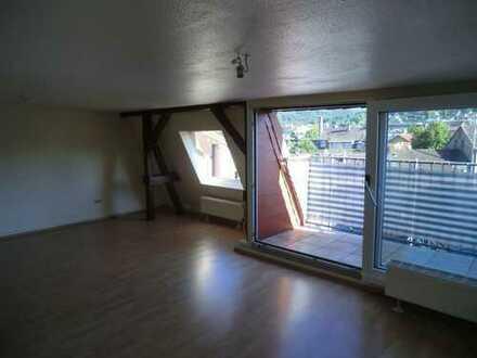 Dachgeschosswohnung mit Flair über Iserlohn + Sondernutzung
