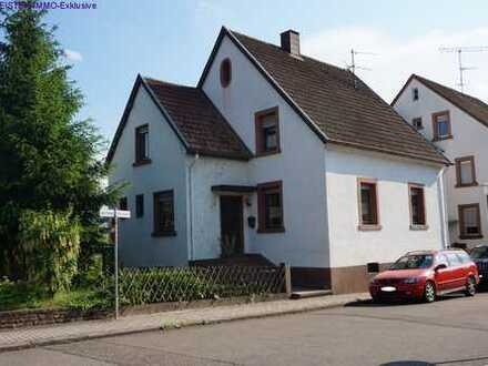 Ein Haus in zentraler aber dennoch sehr ruhiger Lage mit toller Aussicht