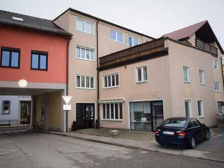 3-Zimmer Wohnung in der Stadtmitte von Marktoberdorf