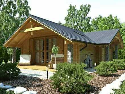 Exklusives Blockhaus in idyllischer Lage