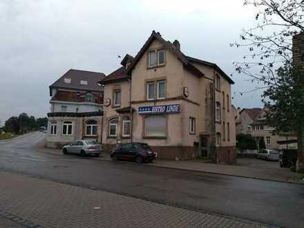 Gaststätte in Mühlacker, Nähe Bahnhof