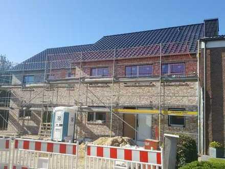 Familienfreundliche Neubau-Doppelhaushälfte in ruhiger Sackgassenlage (stadtnah)
