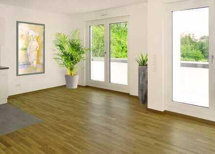 Oberursel: Small Residence - hervorragend ausgestattetes 2 Zi. Penthouse - großzügige Dachterrasse