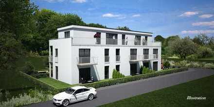 Großzügige 3 Zimmer Wohnung im modernen Mehrfamilienhaus - Neubau