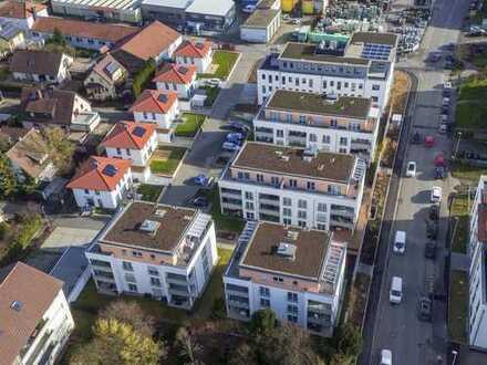 Traumhafte 3-Zimmer Wohnung im Zentrum von Vaihingen/Enz