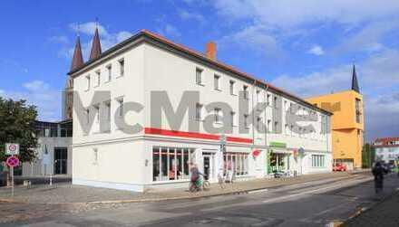 MFH mit 10 WE und 2 GE als Anlageobjekt in Domnähe in der Altstadt von Halberstadt