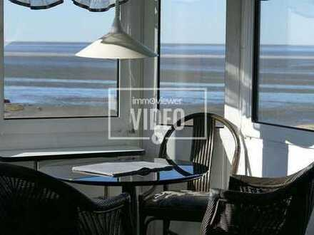 Ihr Logenplatz am Meer Eigentumswohnung mit direkter Seesicht in Cuxhaven Duhnen