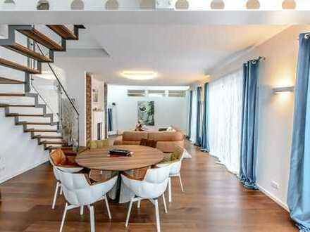 Loft-Dachterassen-Wohnung im Gärtnerplatzviertel