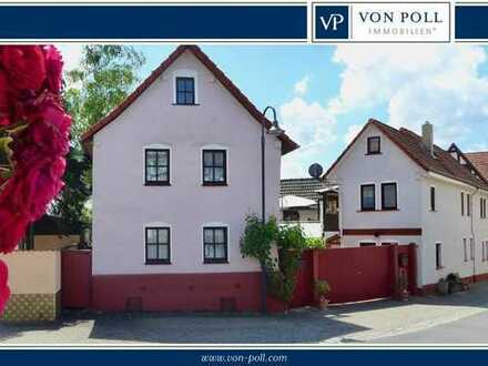 Team Work - zwei Häuser mit schönem Innenhof
