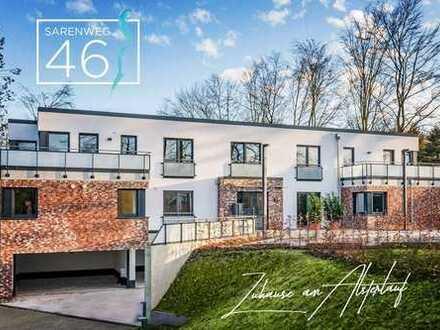Zuhause am Alsterlauf – 3-Zimmer-Penthouse im Neubau mit privatem Zugang zur Alster