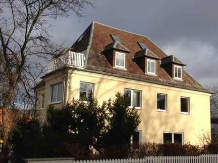 Dachgeschoss Loft mit Balkon