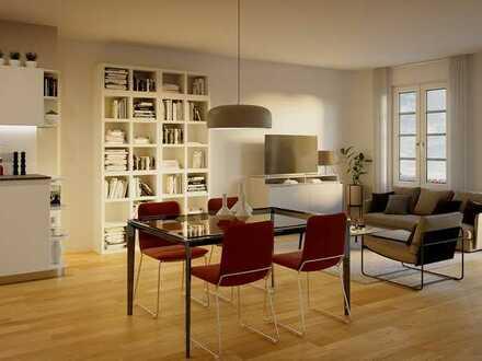 90 m² Wohnkomfort mit Homeoffice-Möglichkeit