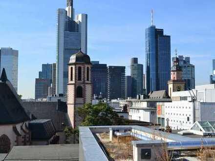 Hellde, moderne 3 Zimmer Penthouse Whg. mit traumhafter Dachterrasse in bester Citylage