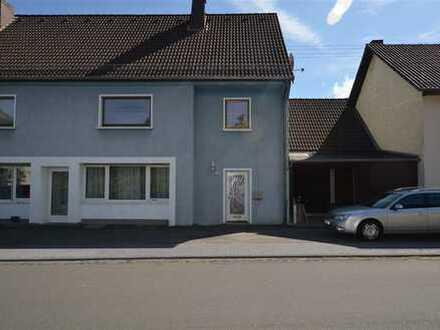Geräumige Doppelhaushälfte mit wunderbarer Aussicht Wintergarten, überdachtem Sitzplatz Antweiler