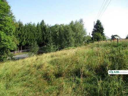 Weitläufiges Baugrundstück in Marienberg (Stadt) ***Kein Ortsteil***