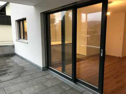 Erstbezug mit Einbauküche und Balkon: attraktive 3-Zimmer-Wohnung in Klettgau