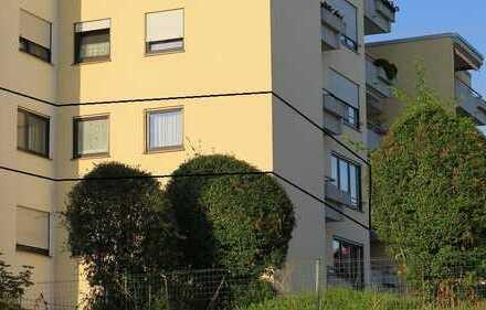 Komfortable 3,5-Zimmer-Wohnung mit Balkon in Höhenlage von Altbach