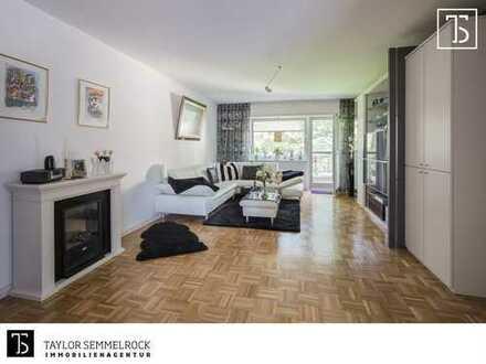 Bestens gepflegte 2,5-Zimmer-Wohnung in verkehrsgünstiger Grünruhelage Berlin-Frohnau