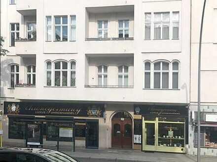 Vermietete Gewerberäume in guter Wilmersdorfer Lage