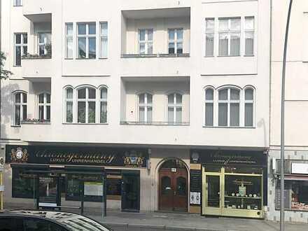 Im Güntzelkiez - Vermietete Gewerberäume in guter Wilmersdorfer Lage