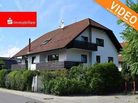 Schöne 3 Zimmer Wohnung im sehr gepflegten 5-Parteinhaus. S-Bahn Fußläufig erreichbar!