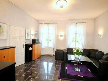 Grünow bei Prenzlau Eigentumswohnung mit eigenem Grundstück ca. 3.000 m²