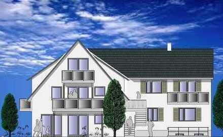 NEUBAU - 2,5 Zimmer-Maisonette-Wohnung mit 2 Balkonen