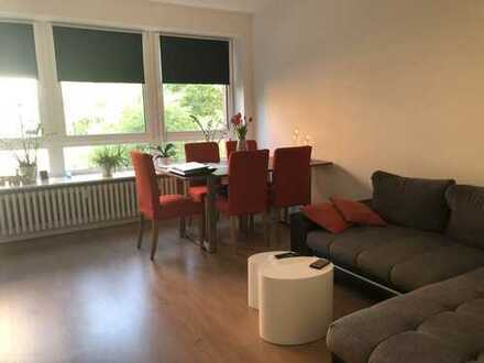 Komplett Sanierte 3-Zimmerwohnung mit Sonnen-Balkon frei ab 1. August 2019