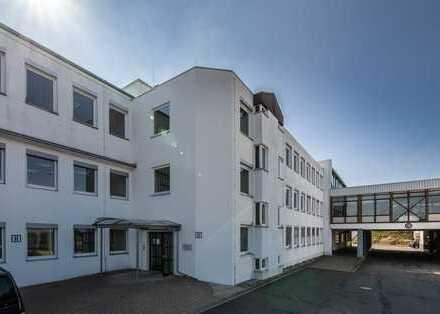 Büro/Praxis- und Lagerflächen zwischen 73 m² und 290 m² in verschiedenen Gebäuden zu vermieten.