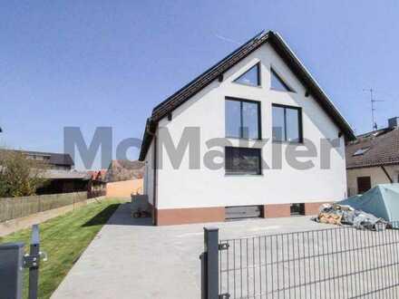 Hochwertig und komplett saniert: Neuwertiges 4-Parteienhaus in Maxhütte-Haidhof bei Regensburg